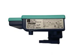 Sit 537 ABC tüzelésvezérlő automatika