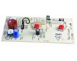 Vaillant VU/VUW vezérlőpanel