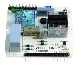 Vaillant VC,VCW ventilátor vezérlő panel