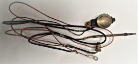 FÉG AF 105 termóelem és vésztermosztát 110 C