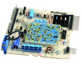 Vaillant VC,VCW elektronikus hőfokszabályzó