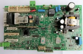 Ariston Genus Premium System 24 vezérlőpanel