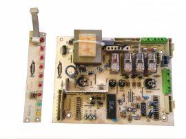 Radiant vezérlő és kijelzőpanel