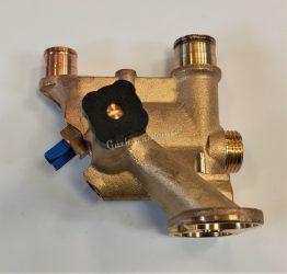 Junkers Bosch jobb oldali hidroblokk