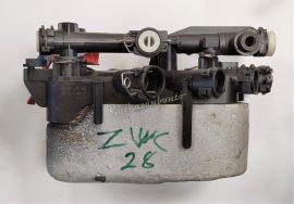 Junkers ZWC lemezes hőcserélő