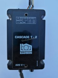 Junkers Radson Cascade T-2