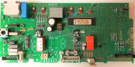 Junkers Bosch ZWSE/ZC/ZWC vezérlőpanel