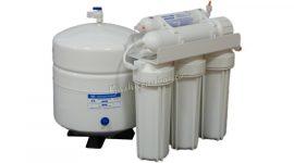 BlueClear-RO-75 Fordított ozmózis elvű háztartási víztisztító berendezés csapteleppel