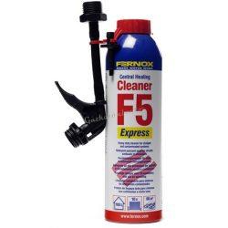 Fernox Cleaner F5 Express tisztító adalék