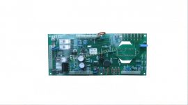 Rapido GAK 120/25 EUS vezérlőpanel